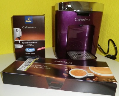 Cafissimo Duo getestet