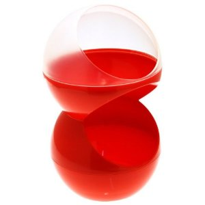 schicker bubble kapselspender f r dolce gusto kapseln. Black Bedroom Furniture Sets. Home Design Ideas