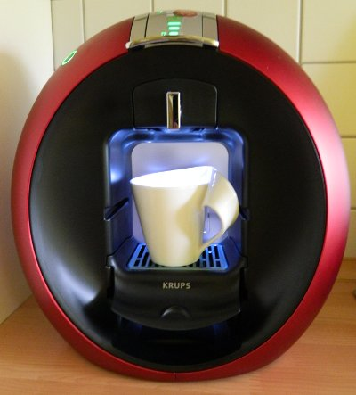 Dolce Gusto Circolo FlowStop (Automatik) getestet