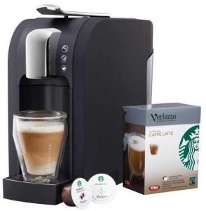 Kaffeekapselmaschine Verismo von Starbucks