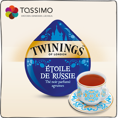 Tassimo Étoile de Russie