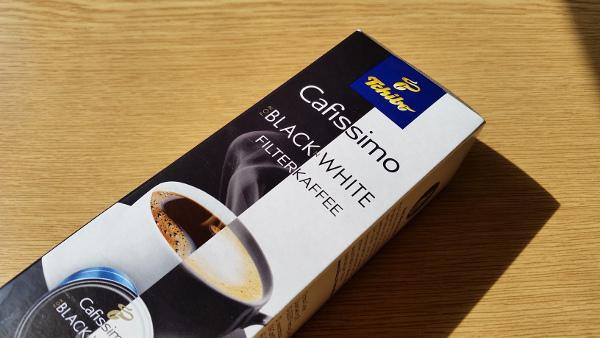 Tchibo FOR BLACK ´N WHITE