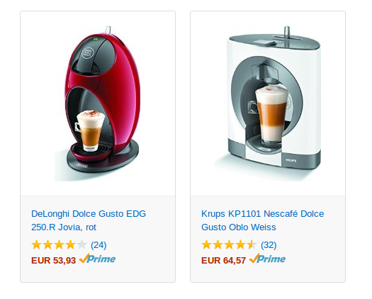 dolce gusto 40 euro gutschein g nstige k che mit e ger ten. Black Bedroom Furniture Sets. Home Design Ideas