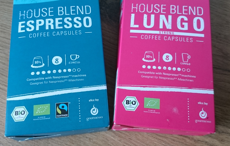 Meine Favoriten: die House-Blend Sorten