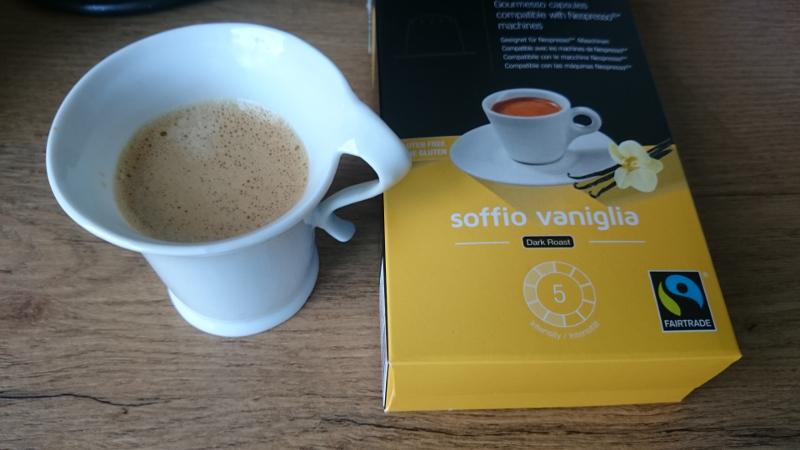 Aromatisierter Espresso von Gourmesso
