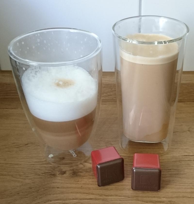 Ohne Probleme: zwei Getränke nacheinander